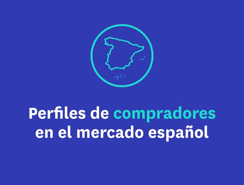 Perfiles de compradores en el mercado español