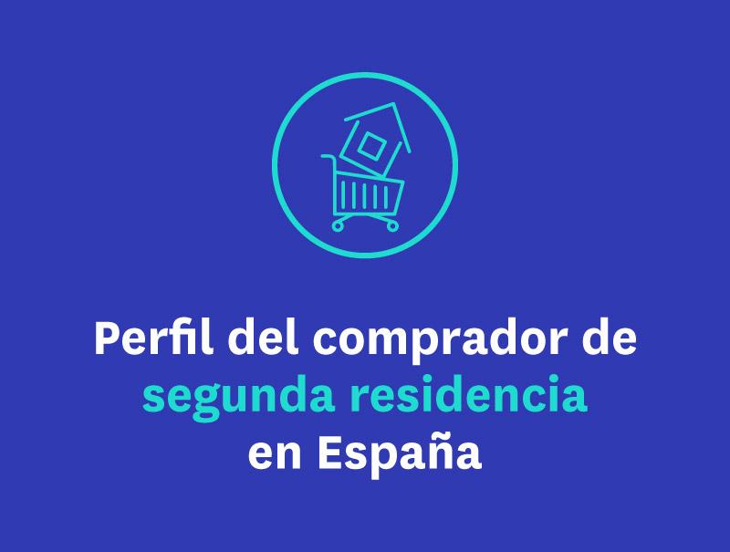 Perfil del comprador de segunda residencia en España