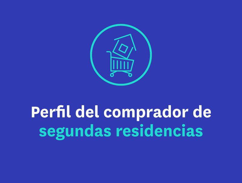 Perfil del comprador de segundas residencias
