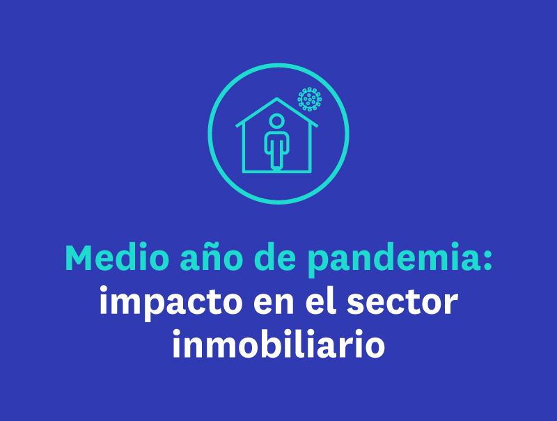 Medio año de pandemia: impacto en el sector inmobiliario